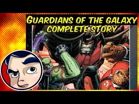 "Guardians of the Galaxy ""Emperor Quill"" - ANAD Complete Story 