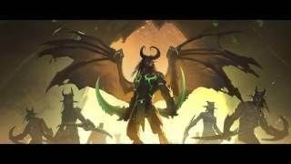 ДемонХантер. Финальный ролик. WoW Legion