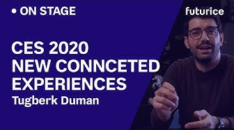 Futurice at CES 2020: Towards New Connected Experiences