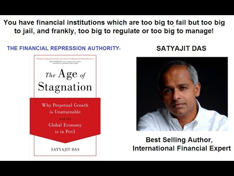 THE AGE OF STAGNATION - 05-06-16 - FRA w/Satyajit Das