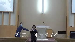 실리콘밸리장로교회   수요찬양 예배 2020.09.02