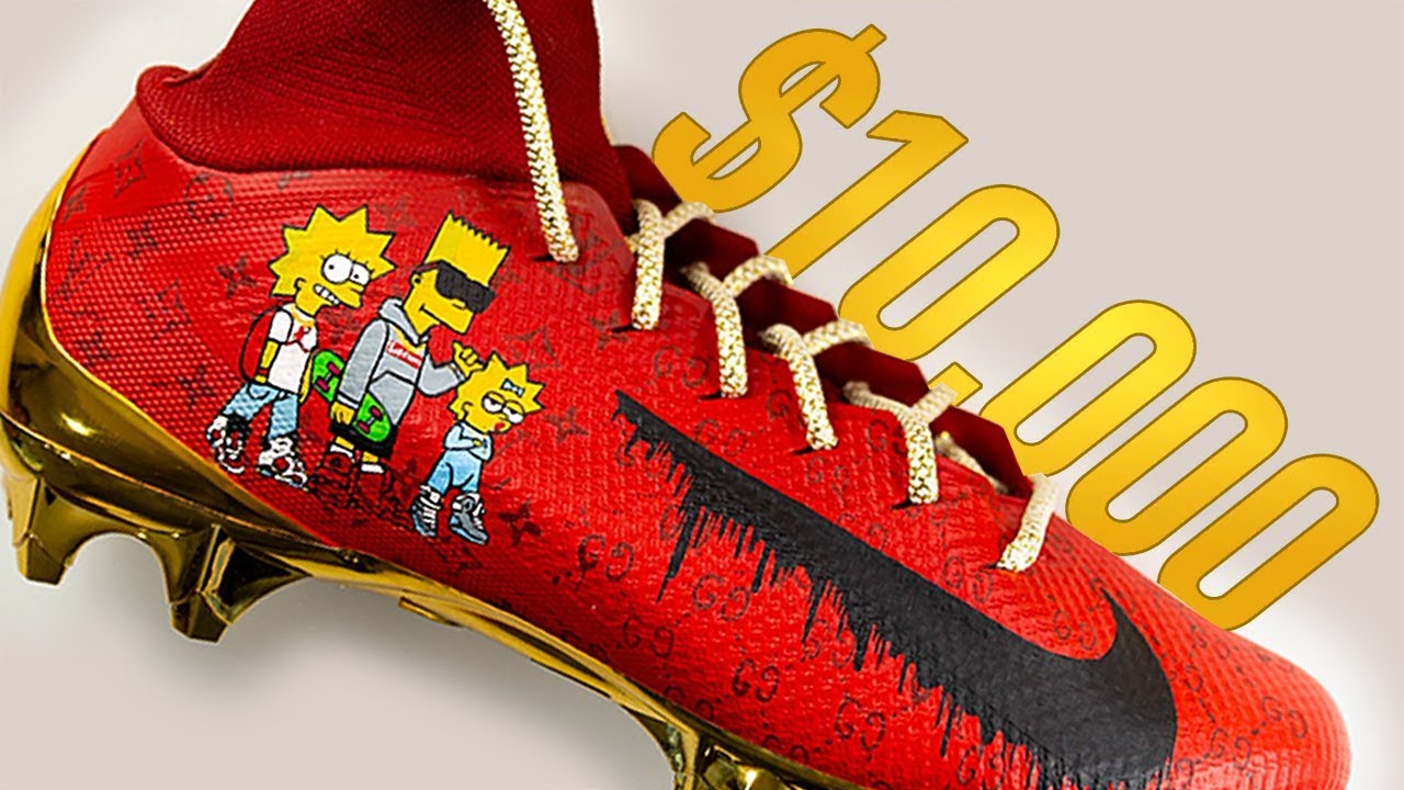 Creating The ULTIMATE HYPEBEAST Cleat