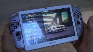 Tinhte.vn - Trên tay máy chơi game cầm tay Android Archos Gamepad