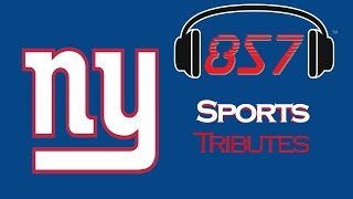 The Best NY Giants SuperBowl 2008 Tribute (Epic)