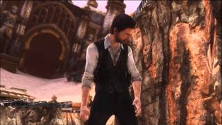 Uncharted 3 Full Epic Ending HD