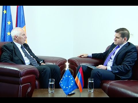 PIOTR ŚWITALSKI Ambassador, Head of European Union Delegation to Armenia