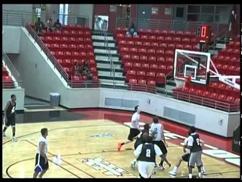 Northeast Christian Academy vs Baytown Sterling Lee College Summer League 7 21 11.mp4