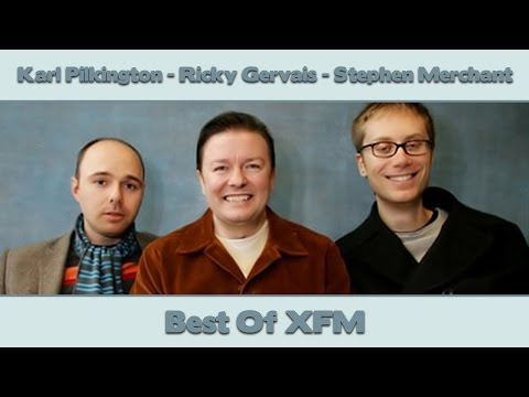 Best Of XFM - Karl Pilkington - Ricky Gervais - Stephen Merchant by Gdog