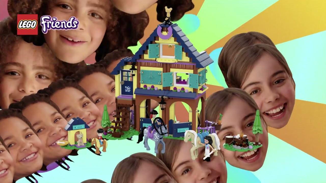 Musique de la pub    LEGO Friends 2021
