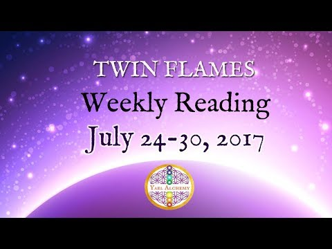 "Twin Flame Weekly Energies (July 24-30): ""Break On Through (To The Other Side)"""