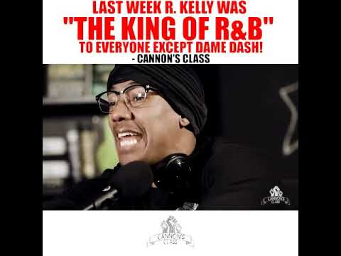 """Last week R. Kelly was """"The King of R&B"""" to everyone except Dame Dash!"""