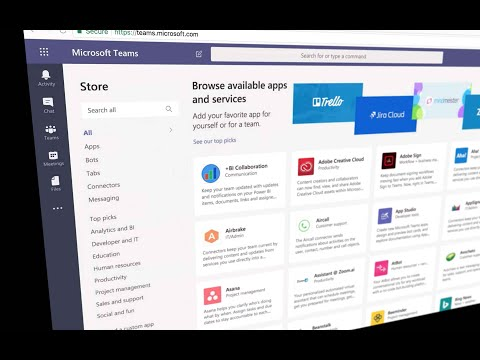 Top 36 Microsoft Teams Integrations, Apps, and Bots for 2019