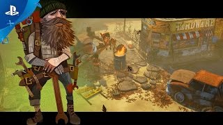 The Flame in the Flood: Complete Edition - Launch Trailer | PS4