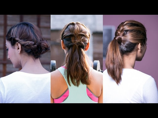 Sporty Hairstyles You Can Wear Post Gym Verily