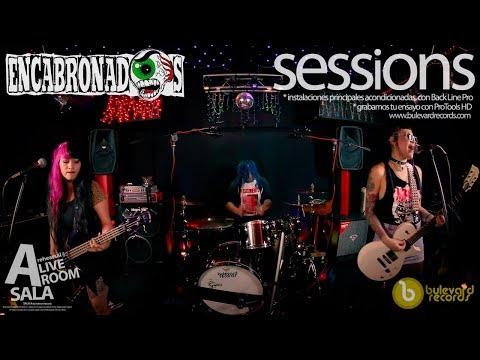 Live Session. Encabronados – Juventud Encabronada @Bulevard