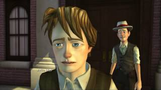 Back To The Future: The Game - Episode 2: Get Tannen! Playthrough