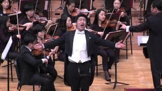 160326 Gihoon Kim Final Round 1st, 12th Seoul International Music Competition