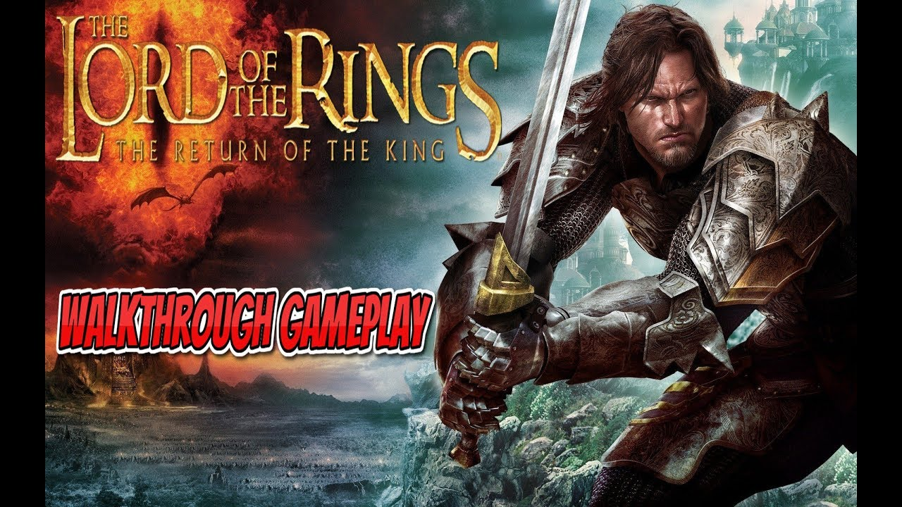 Lord of the Rings: Return of the King Trainer   Cheat ...
