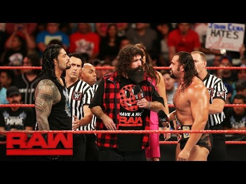 Roman Reigns apologizes to Rusev: Raw, Aug. 15, 2016