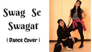 Swag Se Swagat | Tiger Zinda hai | Dance Choreography | Unmasked