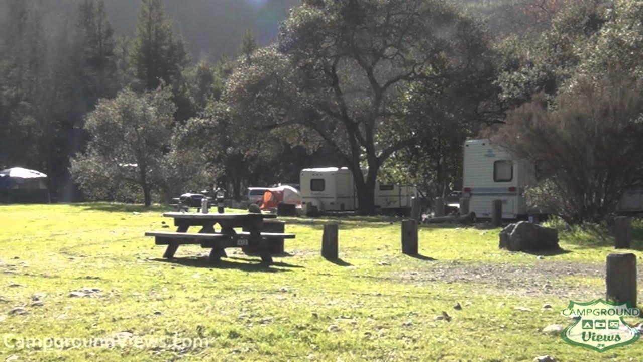 Campgroundviews Com Pfeiffer Big Sur State Park Big Sur