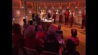 Кострома на национальном Голландском телевидении