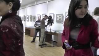 1. Выставка художника Ричарда Субракова в краеведческом музее им.Л.Р. Кызласова.