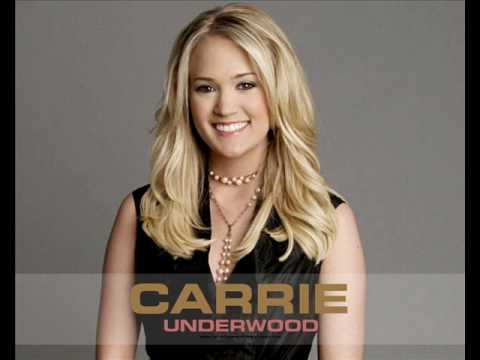 """Because You Love Me"" - Carrie Underwood (Studio Version)"