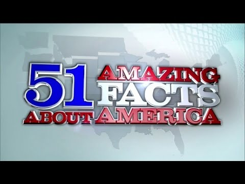 History Channel - 51 Amazing Facts about America (2014)