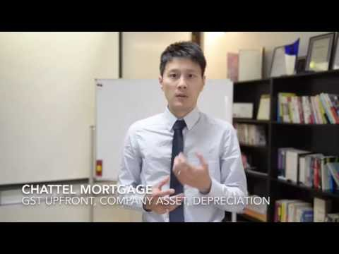 Chattel Mortgage vs Finance Lease