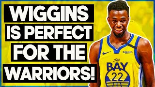 Why The Golden State Warriors Made A GREAT MOVE By Trading For Andrew Wiggins!