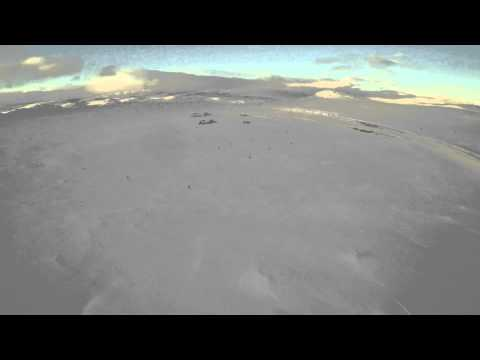 Norway - Haugastøl Snow kiting