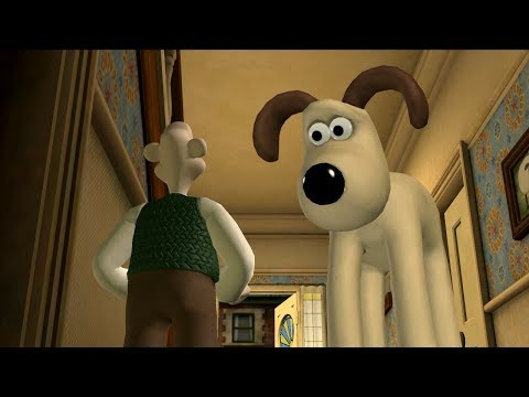 Wallace & Gromit's Grand Adventures, Episode 1: Fright of the Bumblebees Playthough.