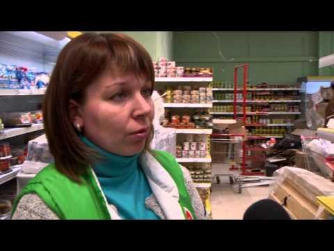 Почему в супермаркете 'Пятерочка' торгуют во время ремонта? Разбиралась наша съемочная группа