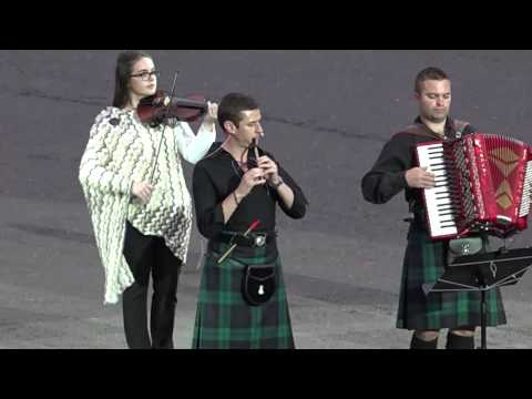 royal Edinburgh Tattoo 2015    cross section