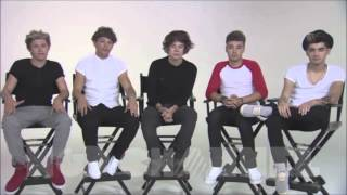 MTV Video Music Awards 2012 ONE DIRECTION: MY FIRST TIME