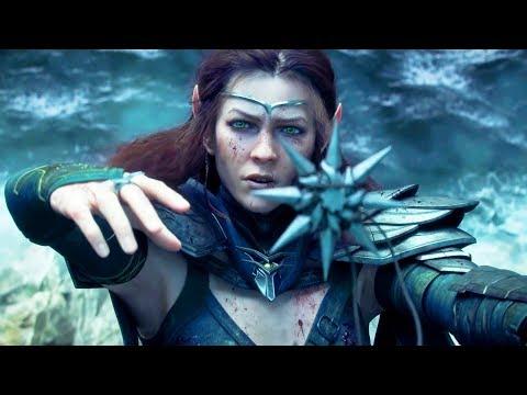 The Elder Scrolls - All Cinematic Trailers 2011-2019 (Skyrim & TES Online)