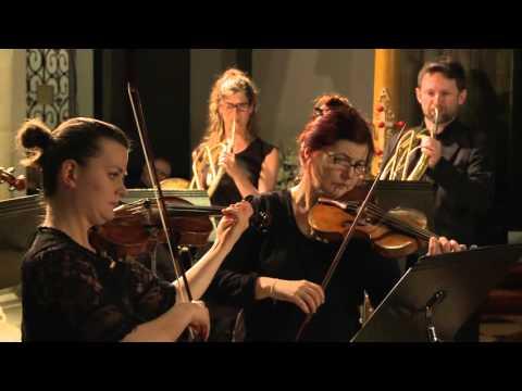 Wolfgang Amadeusz MOZART, Symfonia A-dur nr 29, KV 201 (Capella Cracoviensis)