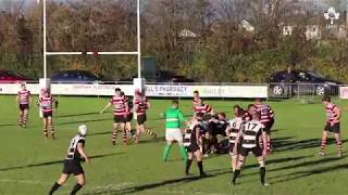 Irish Rugby TV: Mike Walls On Dundalk's All-Ireland Junior Cup Quarter-Final Defeat