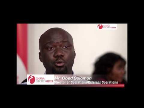 Ghana Electrometer Documentary