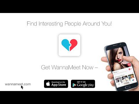 geolocation dating app