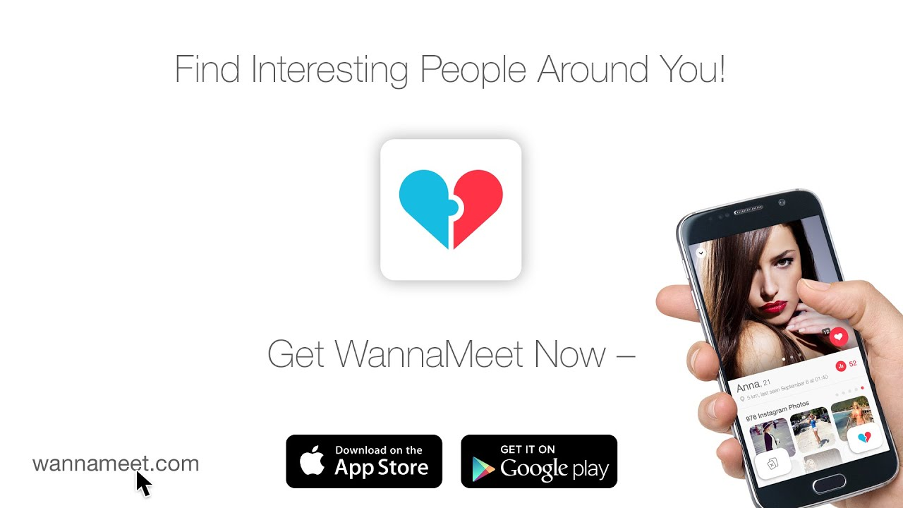 WannaMeet – Dating & Chat App - by Wanna Media Ltd - Dating Category