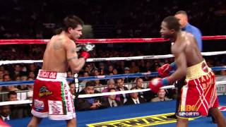 Adrien Broner vs. Daniel Ponce de Leon: Highlights (HBO Boxing)