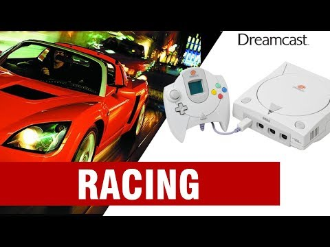 All Dreamcast Racing Games Compilation - Every Game (US/EU/JP)