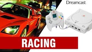 All Dreamcast Racing Gaṁes Compilation - Every Game (US/EU/JP)