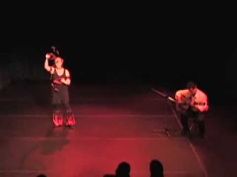 the Flow Show 2009 -- Flamenco & Fans