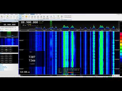 [SpE] 8May18 TUN Radio Tunis Nationale, Remada 88.9