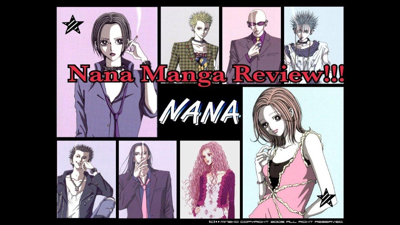 manga nana