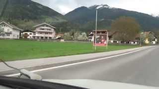 Dellach im Drautal Berg Greifenburg Hauzendorf Radlach Steinfeld Kärnten Österreich 26.4.2014