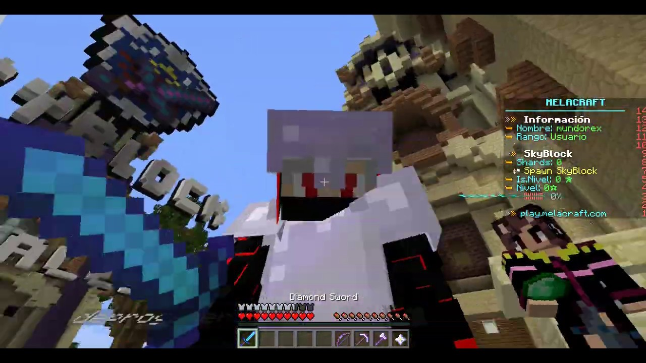 skywars server no Premium con suscriptores 2020 - YouTube